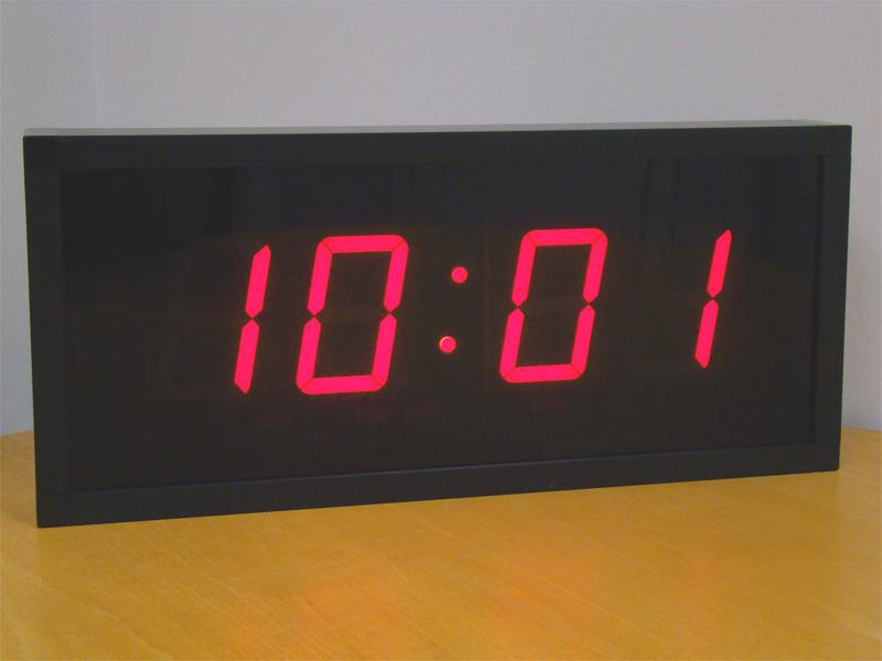 ЦПВ цифровые часы