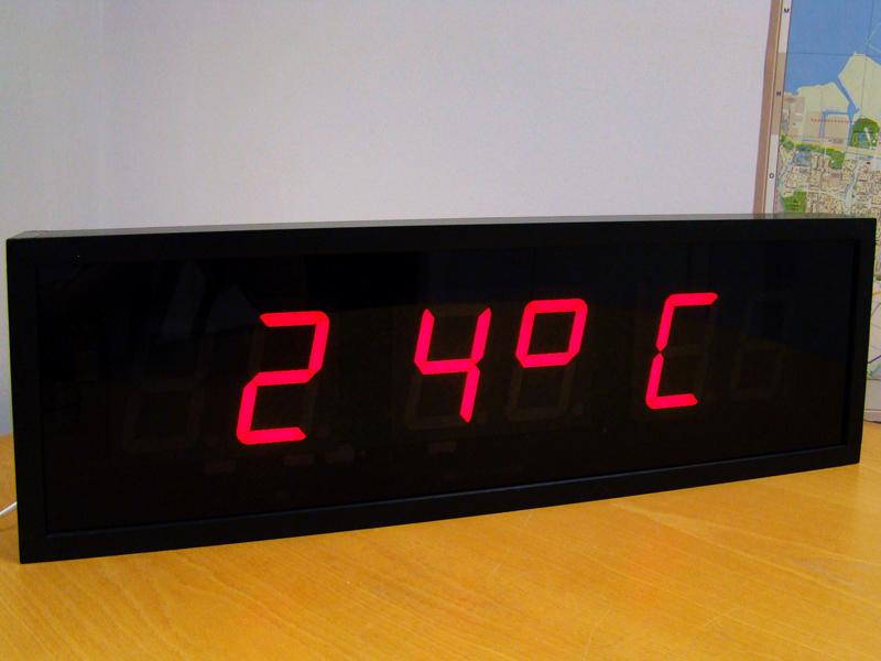 ЦПВ цифровые часы 2