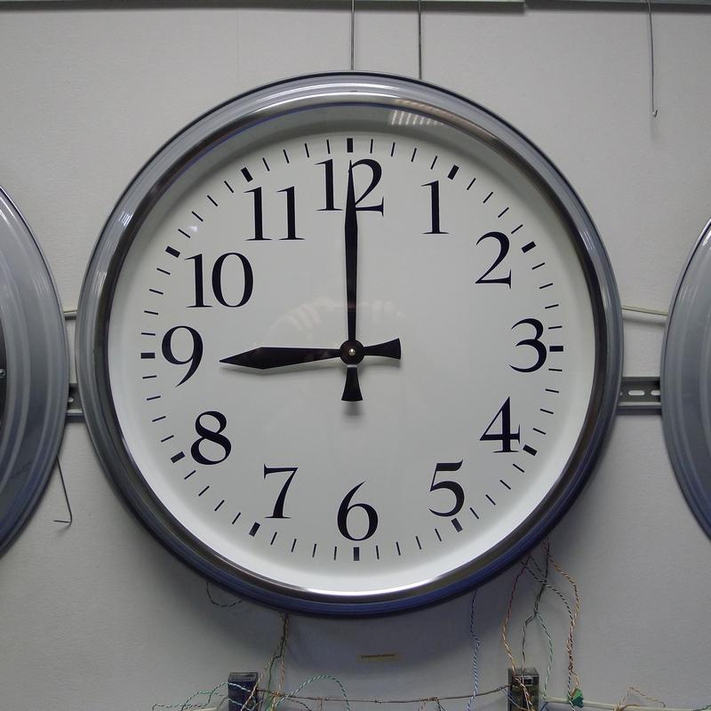 СВ57 часы вторичные
