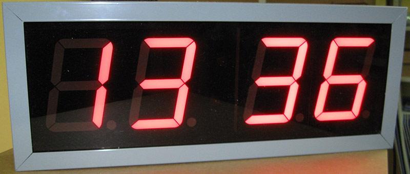 Кварц-1 часы цифровые