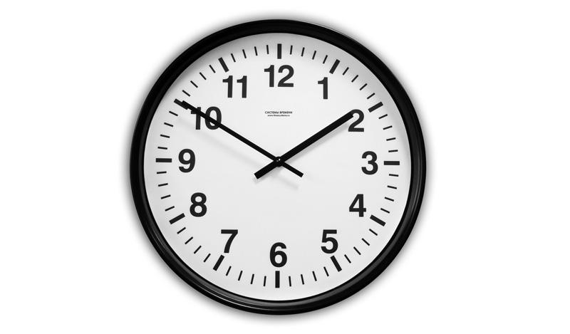 СВР-03-40 часы вторичные стрелочные