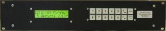 ЧС-1-02-2-192U часовая станция