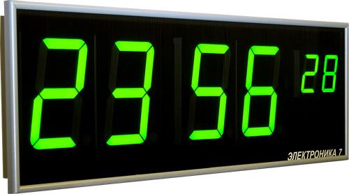 Офисные электронные настенные часы Электроника-7-2126СМ-6