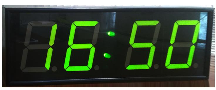 P-100b-G вторичные ведомые электронные часы